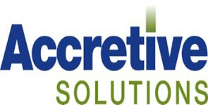 Accretive Solutions Color Logo.  (PRNewsFoto/Accretive Solutions)
